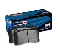 Hawk HPS Rear Brake Pads 04-17 STI / Evo 8-9