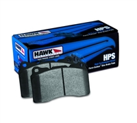 Hawk HPS Rear Brake Pads Focus ST 13-15