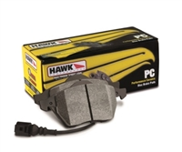 Hawk Performance Ceramic Rear Brake Pads 08-17 WRX / 05-09 FXT
