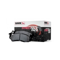 Hawk HPS Race Rear Brake Pads Evo X/10