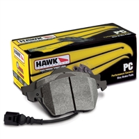 Hawk Performance Ceramic Rear Brake Pads Evo X/10