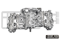 IAG 500 Long Block Engine W/ Stage 1 Heads for 06-14 WRX, 04-19 STI, 04-13 FXT, 05-09 LGT
