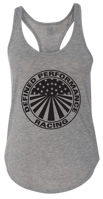 Defined Performance Ladies Soft Cotton Sport Tank ( Free Shipping )