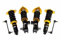 ISC Adjustable Coilovers Evo 8/9