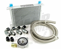 MAPerformance SS Oil Cooler Kit (02 - 07 WRX / 04 - 07 STi)