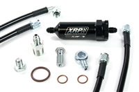 MAP Turbocharger Oil Feed Line Kit (03 - 06 Evo 8/9)