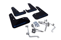 Rally Armor Urethane Series Mud Flaps 08-10 WRX Sedan / Hatchback