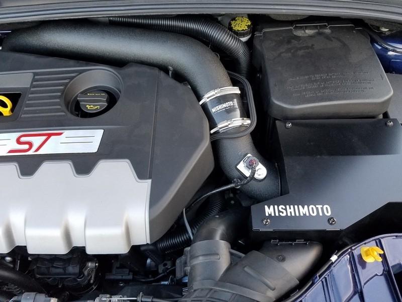 Ford Focus St Cold Air Intake >> Mishimoto Air Intake Focus St 13