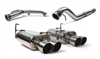 Perrin Resonated Catback Exhaust System 08-16 STI / 11-16 WRX Sedan