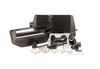 Process West Verticooler Top Mount Intercooler Subaru 08-14 WRX ( Black )