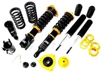 ISC Adjustable Coilovers With Out Camber Plates 08-14 WRX