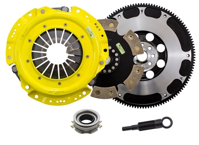 ACT 6 Pad Rigid HD Racing Clutch Kit with Streetlite Flywheel FRS/BRZ