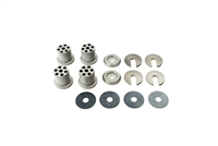 Voodoo 13 FRS / BRZ Adjustable Solid Subframe Bushings