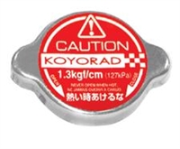 Koyo 1.3 Bar High Pressure Radiator Cap Red