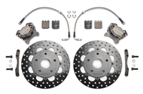 STM Lightweight Rear Drag Brake Kit (15 - 18 WRX / 05 - 18 STi)