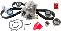 Gates Timing Belt Component Kit w/ Water Pump 08-14 WRX
