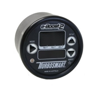 TurboSmart e-Boost2 Black 60mm 60 PSI