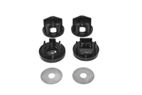 Torque Solution Rear Differential Inserts 08-17 STI / 08-17 WRX