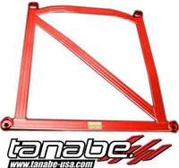 Tanabe Sustec Front 4 Point Under Brace 02-07 WRX / 04-07 STI